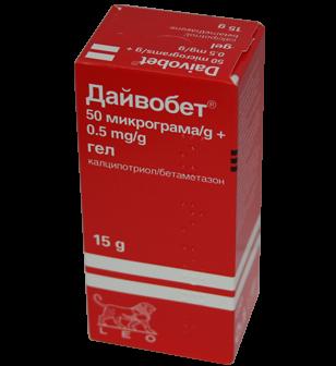 Daivobet® gel