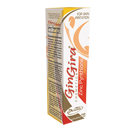 GinGira® Zinc Pyrithione Spray 100 ml