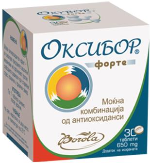 Oxybor® Forte | Borola